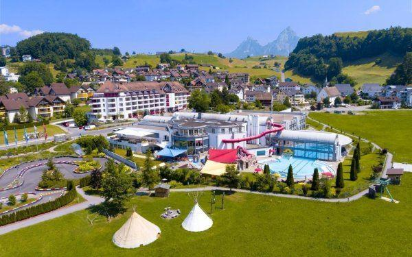 Reka übernimmt den Swiss Holiday Park in Morschach